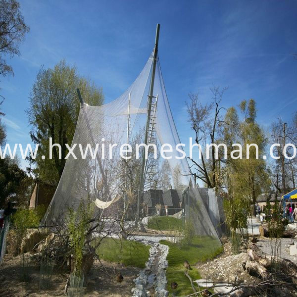 stainless steel bird netting