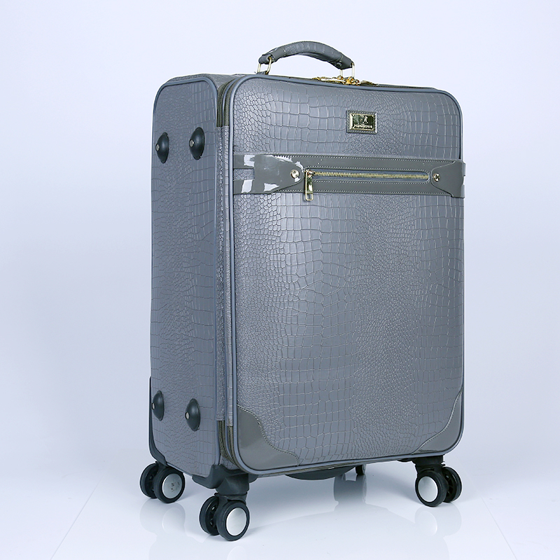 Continental PU travel trolley luggage