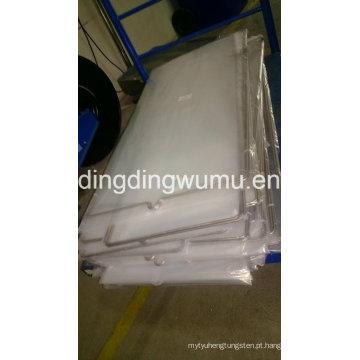 Barra do Tungstênio de Non-Sag Aks para a fornalha do crescimento do cristal da safira