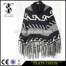 long fringed knitting shawls black and white christmas scarves branded top style accessories
