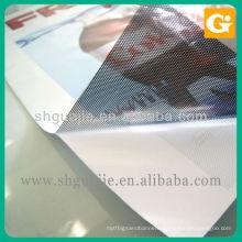 Glass sticker one way vision,see through vinyl