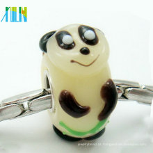 contas de vidro handmade do lampwork europeu do sally