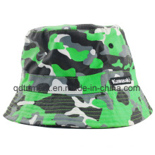 Camuflaje de pesca de pesca pesca sombrero (TMBT0273)