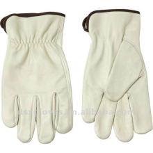 top grain deerskin driver gloves