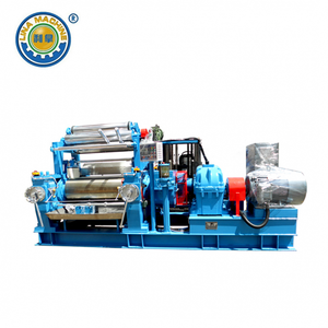 18 Inch PLC Control Mixing Mill
