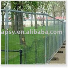 Welded Temporary Fence