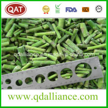 IQF Congelado Corte Verde Espárrago