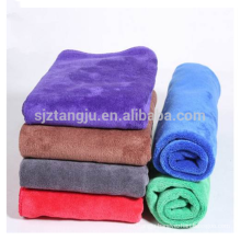 Hot selling 100% microfibra cleaning towel, car wash towel