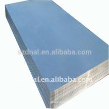 Placa de alumínio de alta qualidade 6061 T6 China Supply