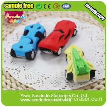 Vehicle Shaped Eraser, Ferrari roadster mode gum