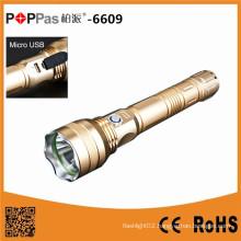 500lumen CREE Xm-L T6 Aluminium Tactical LED Flashlight