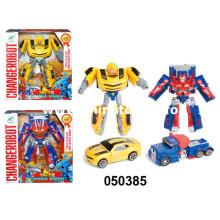 Newst design melhor escolha bebê plástico transformadores de brinquedos (050385)