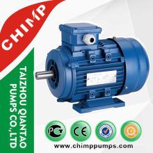Стандарт CE Серии У2 3 Фазы Электрический Мотор