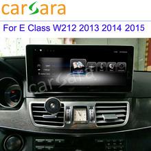 2 + 16G multimedia skärm för Mercedes W212
