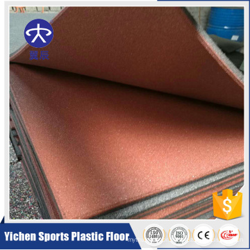 Top Sales 10-50mm Outdoor Rubber Mats For Playgrounds And Gym