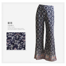 Wholesale New Arrival Tribal Print Rayon Women Pants