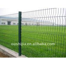 Mehrfarbige pvc beschichtete Farm Drahtgeflecht Zaun (Fabrik)