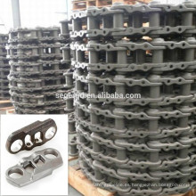 Lubricado Excavator Track Chain Track Links