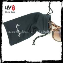 caliente recomienda la bolsa teñida teñida de la tela de algodón / el vidrio del ojo de señal para los niños