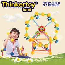 Pädagogisches Kind Plasitisches Spielzeug