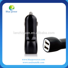 OEM manufacturer wholesale dual usb cell phone car charger