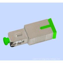 Atenuador óptico de fibra Sc / APC macho-fêmea