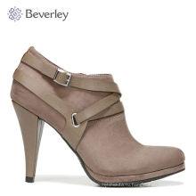 женская обувь ковбойские весна ботильоны