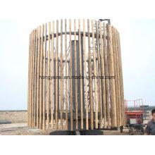 Machine de réservoir de fibre de verre - type vertical pour le réservoir de FRP de Dn3000-Dn25000mm