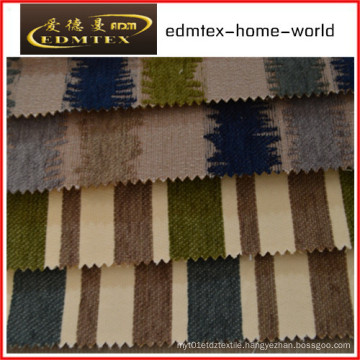 Plain Chenille Fabric for Sofa Packing in Rolls (EDM0250)