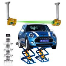 Wheel Alignment for Mini-scissor Lift