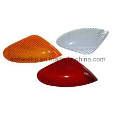 Prototype moulé de silicone / moulage sous vide avec la couleur de teinte pour la lumière de voiture (LW-02012))