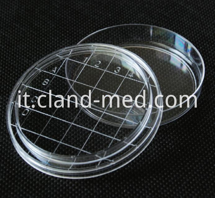 Cl Pd0009 Plastic Petri Dishes Contact Plates