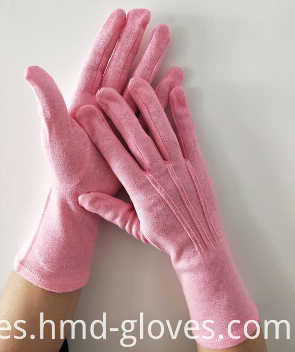 Pink Parade Glove Military Line