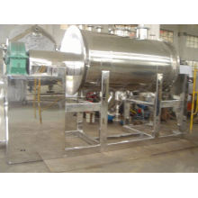 2017 ZPG series vacuum harrow drier, SS automatic conveyor, powder conveyor dryer for sale