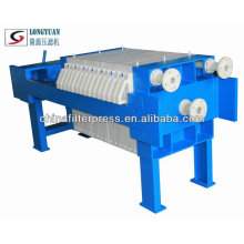 LONGYUAN ---Slurry Dewatering Small Recessed Filter Press