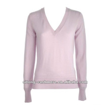 Pure cashmere kintwear for ladies
