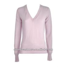 Pure cashmere kintwear for ladies