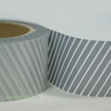Segmented heat transfer film for Flame Retardant Clothing FR Reflective Tape