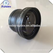 Telephoto lenses mount threat 30mm/37mm/52mm/58mm/67mm/72mm