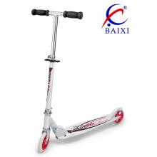 Patinete de plástico de dos ruedas para adultos (BX-2MBC125)