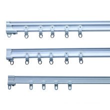Curtain accessories curtain track pvc