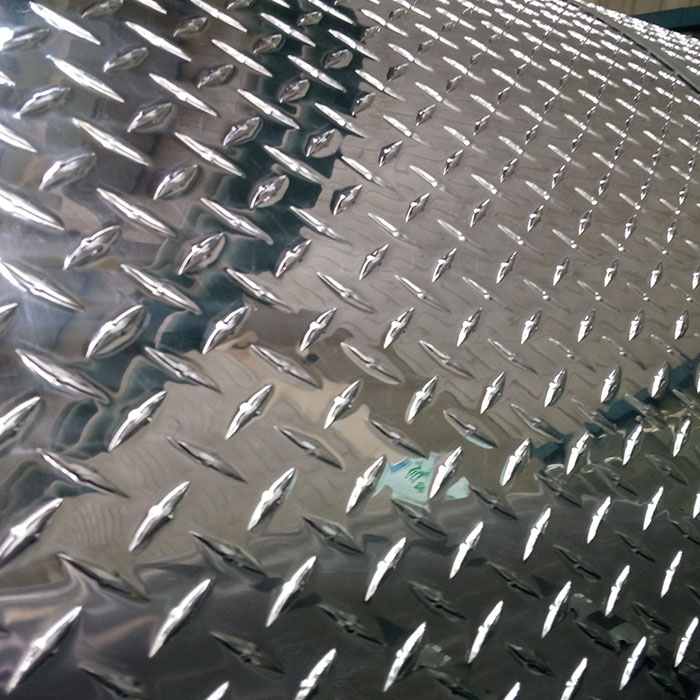diamond aluminum plate 5052 H32 alloy manufacturer china