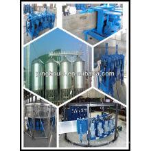 LS40 spiral steel silo machine