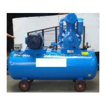 Bomba de compresor de aire para servicio pesado con transmisión por correa de pistón (HD-1.6 / 10)