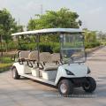Carros de golfe elétricos para 8 pessoas (DG-C6 + 2) com Ce Approved