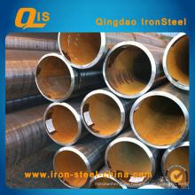 Tubo de acero sin costura ASME SA210 para tubería de caldera