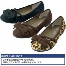 2014 Womens Ladies Leopard Print Bow Flats Ballet Ballerina Shoes Pumps fashion ballet flats shoe for women 2014