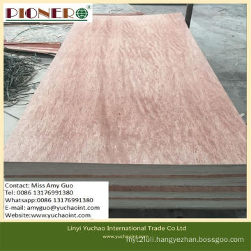 Bb/Bb BB/CC Cc/Cc Grade Commercial Plywood (1220*2440mm)