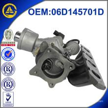 K03 06D145701D avec voiture au di a4 turbo collecteur