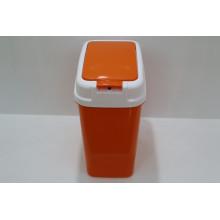 2016 Novo Design Doméstico Bin Lixo De Plástico